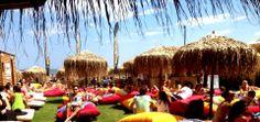 poofomania# Pirates de Cuba#Μαραθώνας#bean bag#outdoor#beach#