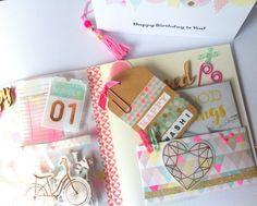 !HAPPY BIRTHDAY BONITAS! | TRUE COLORS SCRAPBOOK