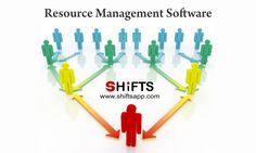 Register here for easy to use #resource #management software - Shifts