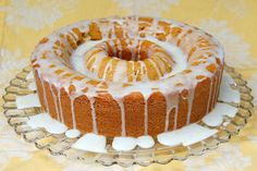southern lady recipes | Southern Lady's Recipes: Apricot Nectar Cake
