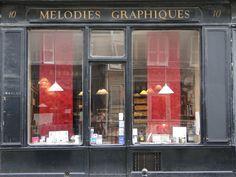 MELODIES GRAPHIQUES, Paris