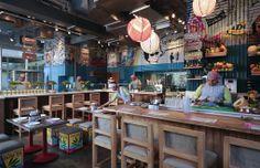 Zaroob Restaurant   B3 Designers