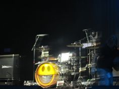 Smiley drums