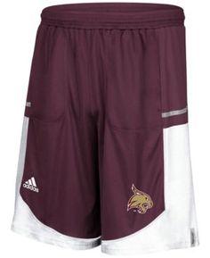 adidas Texas State Bobcats Ncaa Men's Player Shorts - Red M