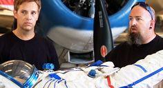 Auction Hunters' Factoids XXVIII. Russian cosmonaut space suit.