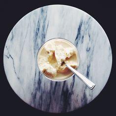 Bästa efterrätten för kaffeälskare - Café Glacé