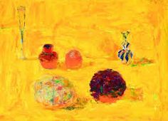 Kuvahaun tulos haulle rafael wardi Monet, Still Life, Yellow, Painting, Painting Art, Paintings, Painted Canvas, Drawings, Gold