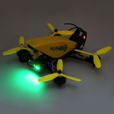 Ideafly Grasshopper F210 230km/h 5.8G FPV 2.4GHz 10CH RC Racing Drone - RTF
