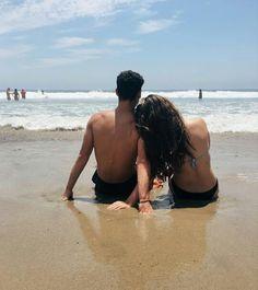 Eu, você, o mar ❤