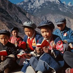 Red Guards were a mass paramilitary social movement of young people in the People's Republic of China (PRC), who were mobilized by Mao Zedong in 1966 and 1967, during the Cultural Revolution.