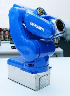 69 Best Yaskawa Motoman Robots Images Robotics Robots Robot News