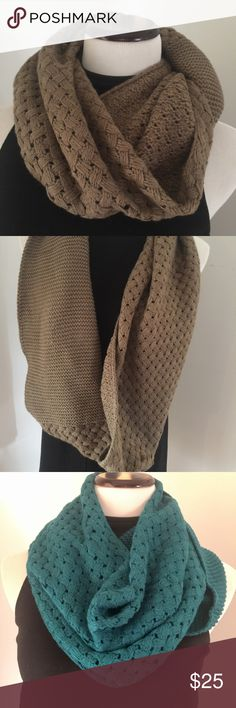 💞SNUGGLY INFINITY SCARF💞 3/ $45 Perfect seasonal accessory! Available in 3 colors! Price is for one, all 3 for $45! Any questions please ask! Marian 💞 Accessories Scarves & Wraps