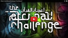 What is the Eternal Challenge of the Quran?