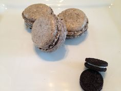 Kagemums/My little pretty blog: Oreo macarons