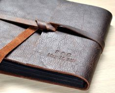 4916900030288 28 Best Leather Photo Albums images | Leather photo albums, Closure, Tie