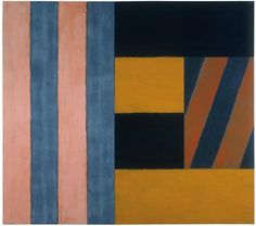 Sean Scully / Music / The Eighties solo show / Mnuchin Gallery / NY / 2016