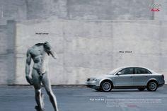 Read more: https://www.luerzersarchive.com/en/magazine/print-detail/audi-19264.html Audi Head away/Way ahead. Tags: Audi,Thorbjorn Naug,Glen Roekeberg,Henrik Hagelsteen,Bates United, Oslo