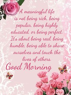 good morning greetings ~ good morning quotes - good morning - good morning quotes for him - good morning quotes inspirational - good morning wishes - good morning greetings - good morning beautiful - good morning quotes funny Happy Good Morning Quotes, Good Morning Beautiful Images, Good Morning Motivation, Good Morning Msg, Good Morning Prayer, Good Morning Inspirational Quotes, Good Morning Flowers, Morning Greetings Quotes, Morning Blessings