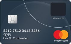 Biometric bank card with fingerprint reader on trial phase Visa Card Numbers, Mastercard Gift Card, Fingerprint Cards, Biometric Authentication, Credit Card Design, Pin Card, Finger Print Scanner, Free Gift Cards, Card Reader