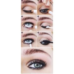 You Can Use A Q Tip To Blur Eyeliner #Beauty #Trusper #Tip