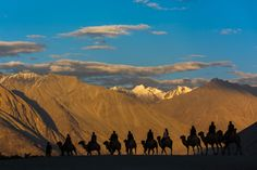 Last Riding  nubra valley Ladakh India