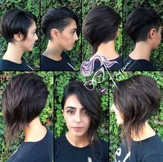 Layered Hairstyle for Short Hair 2016