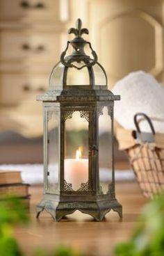 Bordeaux Metal Lantern | Kirkland's