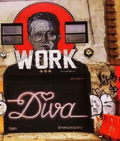 #AdamFU #Atoms #Diva #Work #Bushwick #Brooklyn #BushwickCollective #Ridgewood #Queens #Wanderlust #ArtAllDay #StreetArt #WeAreOne #Creative #Minds #Revolution #Freedom #Speech #LookAroundYou #DevilInTheDetails #MeetTheArtist  Artist: Adam Kiyoshi Fujita, @adamfu (IG)