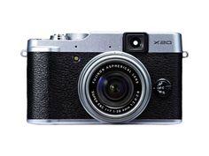 """Fujifilm X20 - Cámara compacta de 12 Mp (pantalla de 3"""", zoom óptico 4x, estabilizador de imagen óptico), plateado B00AX12ZLS - http://www.comprartabletas.es/fujifilm-x20-camara-compacta-de-12-mp-pantalla-de-3-zoom-optico-4x-estabilizador-de-imagen-optico-plateado-b00ax12zls.html"""