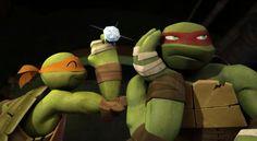 Lol Raphael & Mikey