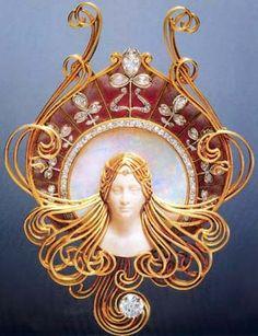 Rene Lalique Art Nouveau |