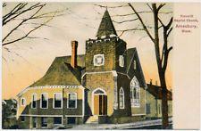 AMESBURY MA - Freewill Baptist Church