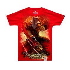 DOTA 2 Juggernaut T-shirt Defense of the Ancients Hero Tee