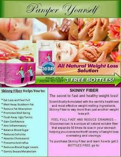Let Skinny Fiber help you set your goals and succeed!! Order yours today at www.phoseney.eatlessfeelfull.com