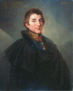 Field Marshal Arthur Wellesley, KG KCB (1769-1852) c.1820 (oil on canvas)
