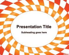 Circles backgrounds for Powerpoint #Free
