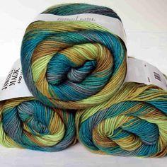 Jawoll Magic 6-fach Lang Yarns - Heikes Handgewebtes: Traumhafte Wolle für Socken und noch viel mehr - dreamlike wool for socks and much more