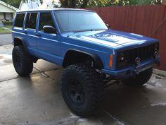 "5.5"" lift & 35/12.5R17 - XJ Lift/Tire Setup thread - Page 59 - Jeep Cherokee Forum"