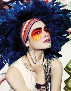 #makeup #fashion #beauty #power #beautiful #stunning #mac #stars #artistic #art #maquillaje #hermoso