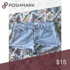 American Apparel Shorts American Apparel high waisted shorts American Apparel Shorts