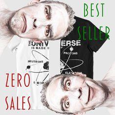 Same Design - Different Sales Results Male Nurse, Mens Tees, Shirt Designs, Nerd, T Shirts For Women, Marketing, Blog, Otaku, Nerd Humor