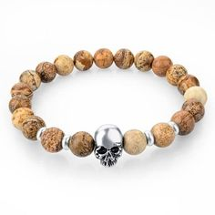 APEX - Stone Beaded Bracelet - 8mm Beads