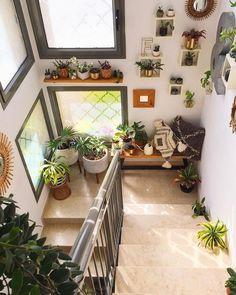 New Stylish Bohemian Home Decor Ideas Wohnideen umsetzen! Bohemian House, Bohemian Living, Bohemian Decor, Modern Bohemian, Interior Design Living Room, Interior Decorating, Decorating Ideas, Home Design, Home Decor Accessories