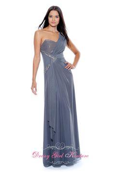 Decode 1.8 181864 drop-dead-gorgeous #oneshoulder mesh over sequin #dressbyDecode1.8