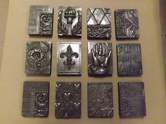 Sid Dickens Metal Tiles