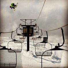 #snowboard #lift #freestyle