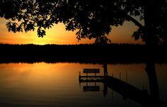 Blue Lake, MN   what a sky!!!