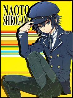 Naoto Shirogane - Persona 4