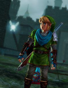 Ben Drowned, Hyrule Warriors Link, Zelda Twilight Princess, Link Art, Wild Wolf, Link Zelda, Breath Of The Wild, Super Smash Bros, Legend Of Zelda