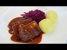 Sauerbraten vegan - einfachKochen